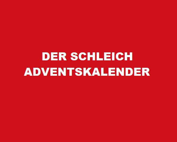 Schleich Adventskalender